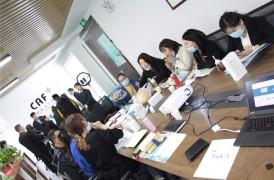 CAF品牌市场动态:济南市场培训会完满完成!